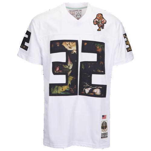 【海外限定】フィールド ジャージ メンズ hustle gang poppy field jersey