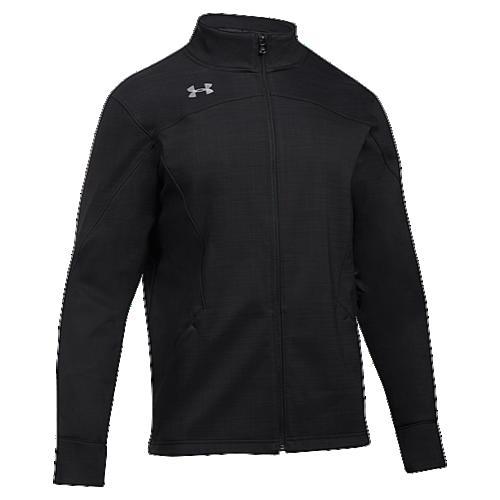 【海外限定】アンダーアーマー チーム ジャケット メンズ under armour team barrage softshell jacket ウェア ソフトボール アウトドア