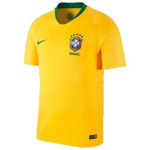 ナイキ スタジアム ジャージ メンズ nike brazil breathe stadium jersey