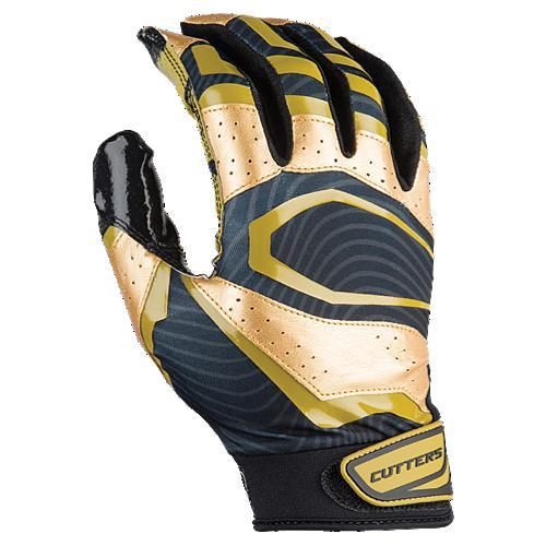 【海外限定】カッターズ cutters プロ 3.0 レシーバー メンズ rev pro 30 metallic receiver gloves