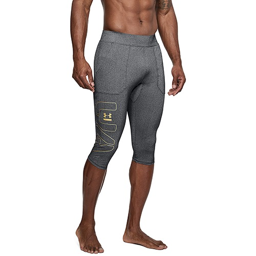 【海外限定】アンダーアーマー レギンス タイツ メンズ under armour perpetual knee leggings