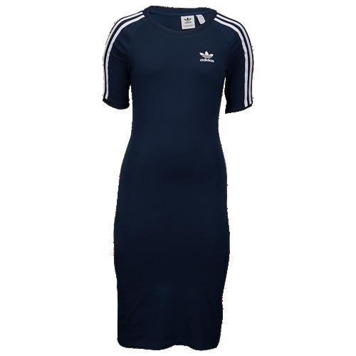 【海外限定】【マラソンセール】アディダス アディダスオリジナルス adidas originals オリジナルス ドレス レディース adicolor 3stripe dress