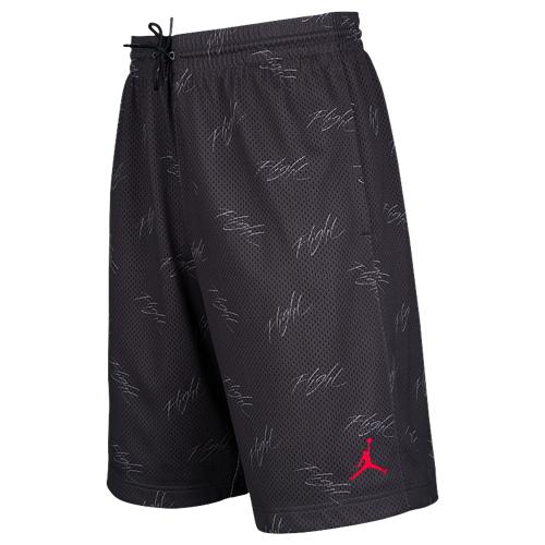 【海外限定】ジョーダン ジャンプマン フライト ショーツ ハーフパンツ メンズ jordan jumpman flight gfx mesh shorts