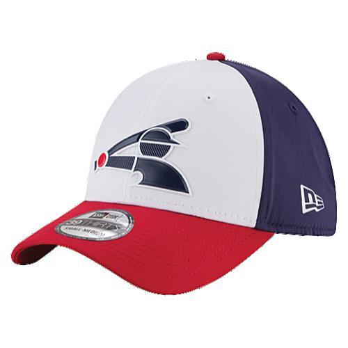 【海外限定】ニューエラ バッティング プラクティス キャップ 帽子 メンズ new era mlb 39thirty batting practice cap