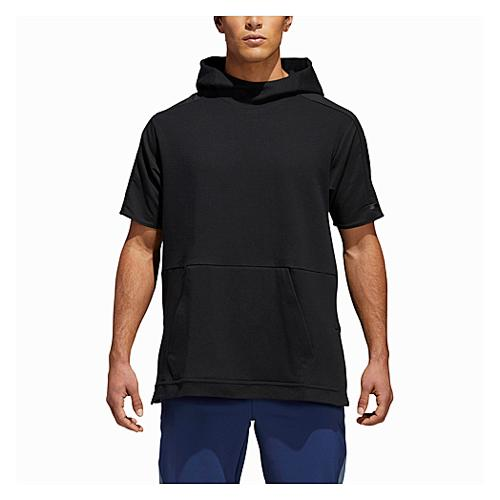 【海外限定】アディダス アディダスアスレチックス adidas athletics ショーツ ハーフパンツ スリーブ フーディー パーカー メンズ squad color blocked short sleeve hoodie