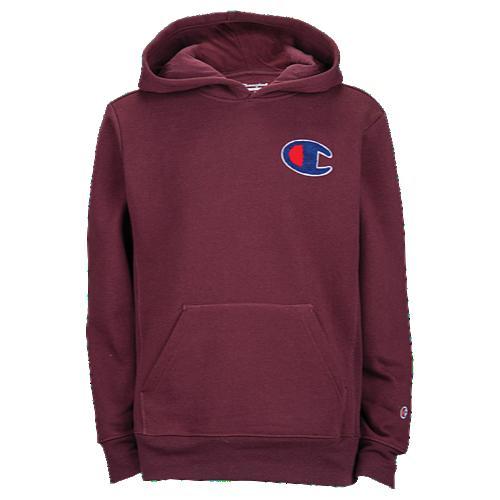 【海外限定】チャンピオン champion フーディー パーカー 男の子用 (小学生 中学生) 子供用 heritage hoodie