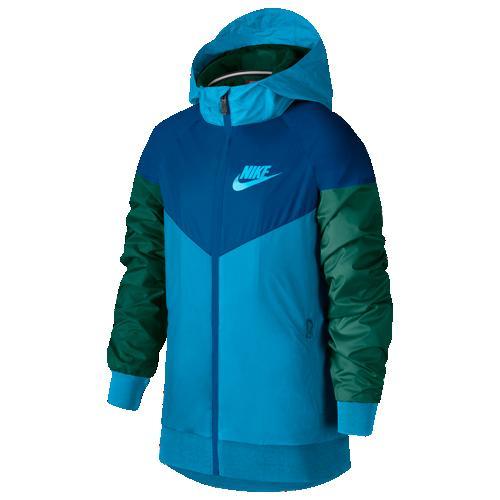 【海外限定】ナイキ ウィンドランナー ジャケット 男の子用 (小学生 中学生) 子供用 nike windrunner jacket ベビー キッズ