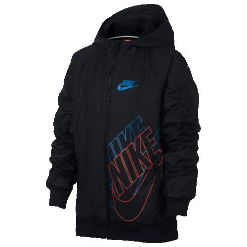 【海外限定】ナイキ グラフィック ウィンドランナー ジャケット gs(gradeschool) ジュニア キッズ nike graphic windrunner jacket gsgradeschool