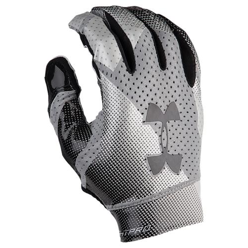 【海外限定】under armour spotlight pro football gloves アンダーアーマー プロ フットボール メンズ