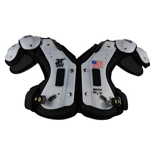 ダグラス douglas cp 24sw flat shoulder pad メンズ