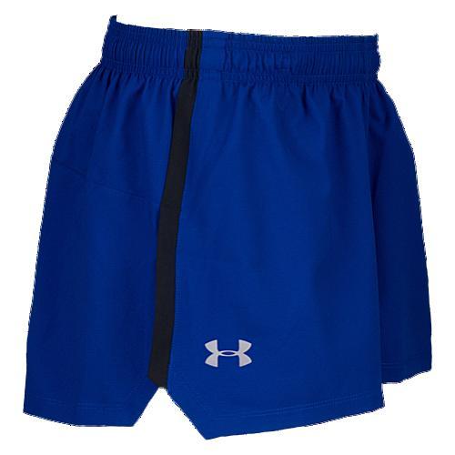 【海外限定】under armour launch stretch woven split shorts アンダーアーマー ウーブン ショーツ ハーフパンツ メンズ