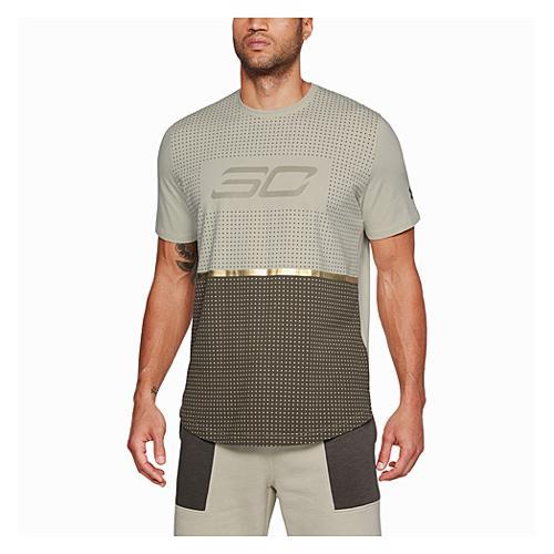 【海外限定】under armour sc30 shersey drop hem t アンダーアーマー シャツ メンズ トップス メンズファッション