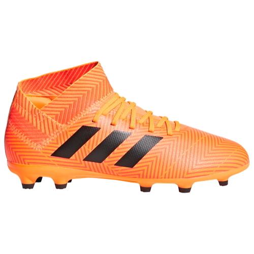 【海外限定】アディダス adidas nemeziz 18.3 fg 男の子用 (小学生 中学生) 子供用 スポーツ サッカー メンズシューズ アウトドア シューズ フットサル