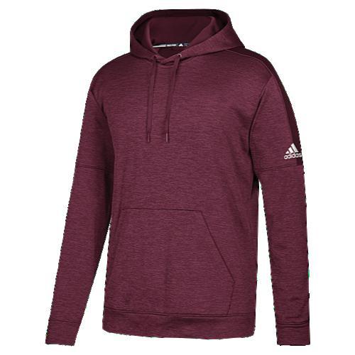 【海外限定】アディダス adidas team issue fleece pullover hoodie チーム フリース フーディー パーカー メンズ 野球