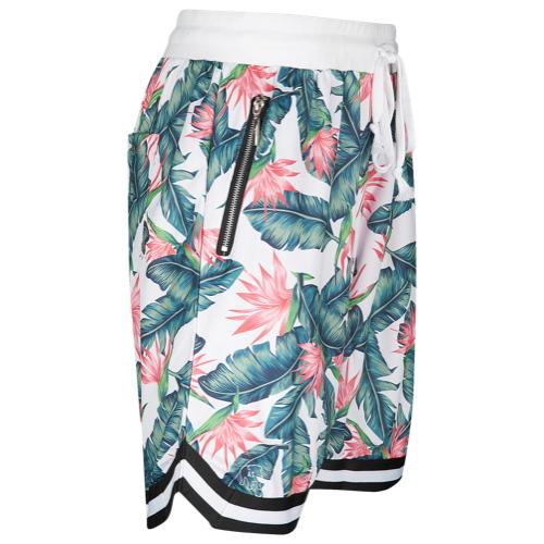【海外限定】アメリカンステッチ american stitch ショーツ ハーフパンツ メンズ tropical print shorts