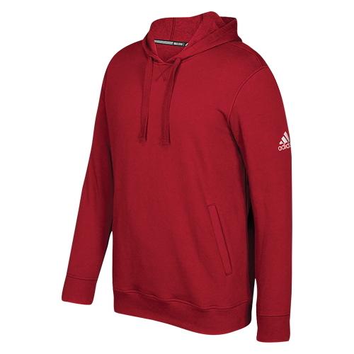 【海外限定】アディダス adidas team fleece hoodie チーム フリース フーディー パーカー メンズ