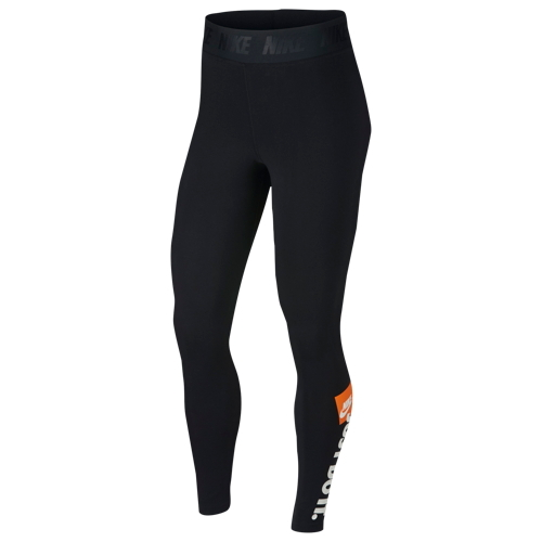 【海外限定】ナイキ ハイ レギンス タイツ レディース nike jdi anniversary high waisted leggings ナイトウエア