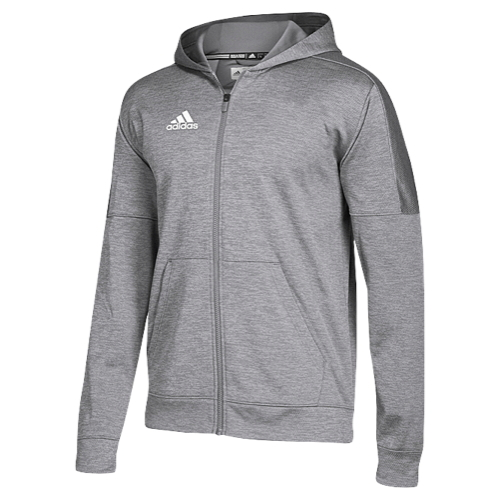 【★スーパーセール中★ 6/11深夜2時迄】アディダス adidas team チーム issue fleece フリース full zip hoodie フーディー パーカー men's メンズ