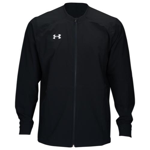 【海外限定】under armour team woven warmup jacket アンダーアーマー チーム ウーブン ウォームアップ ジャケット メンズ スポーツ メンズウェア アウトドア