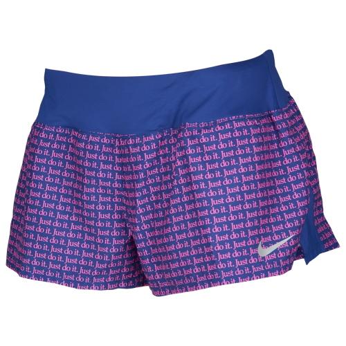 【海外限定】ナイキ ショーツ ハーフパンツ レディース nike dry crew shorts 2 マラソン