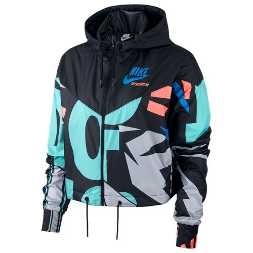 【スーパーセール対象商品】【海外限定】アッシュ ash ナイキ ロゴ ジャケット レディース nike logo mash jacket