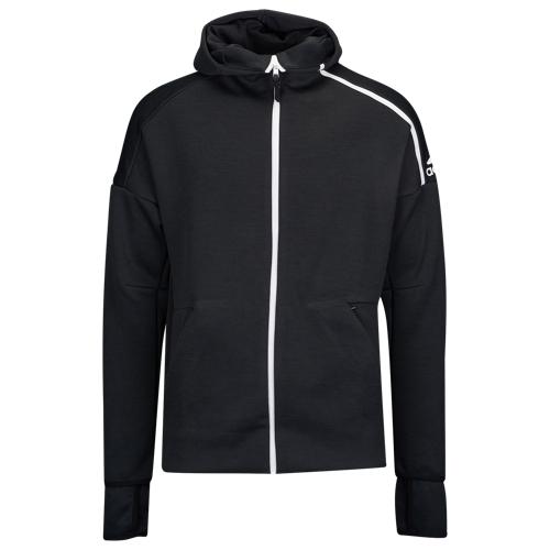 【海外限定】アディダス アディダスアスレチックス adidas athletics フーディー パーカー メンズ zne full zip hoodie