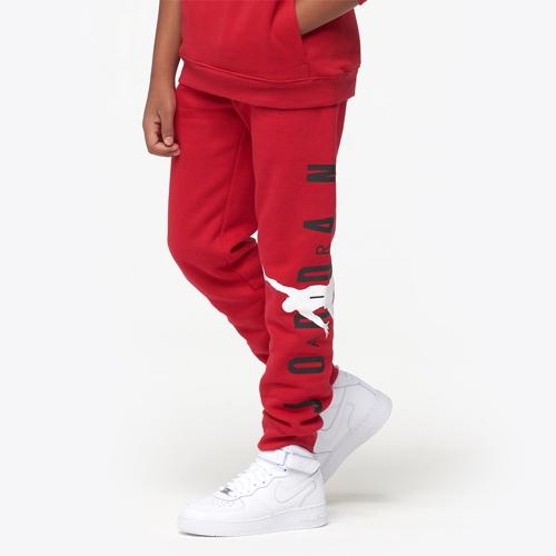 【海外限定】ジョーダン ジャンプマン エアー フリース 男の子用 (小学生 中学生) 子供用 jordan jumpman air fleece pants