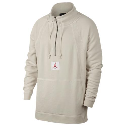 【海外限定】アッシュ ash ジョーダン 1 4 フーディー パーカー メンズ jordan washed wings 14 zip pullover hoodie