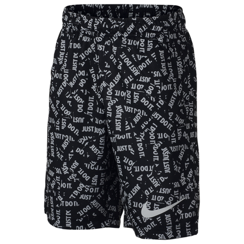 【海外限定】nike ナイキ just do it training トレーニング shorts ショーツ ハーフパンツ 男の子用 (小学生 中学生) 子供用