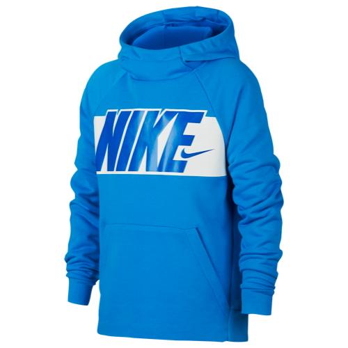 【海外限定】ナイキ グラフィック フーディー パーカー gs(gradeschool) ジュニア キッズ nike lightweight graphic dry hoodie gsgradeschool