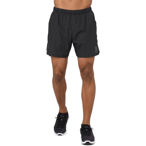 【海外限定】アシックス asics 5 cool クール 2in1 shorts ショーツ ハーフパンツ メンズ メンズウェア アウトドア ウェア ジョギング スポーツ マラソン
