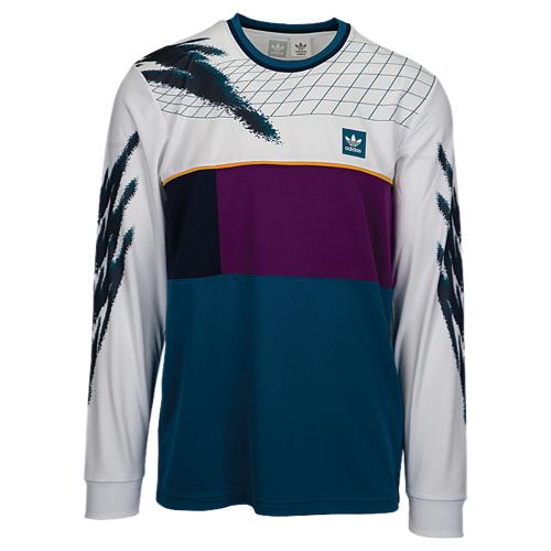 【海外限定】アディダス アディダスオリジナルス adidas originals オリジナルス テニス ジャージ メンズ tennis jersey カットソー tシャツ