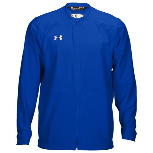 【海外限定】under armour アンダーアーマー team チーム woven ウーブン warmup ウォームアップ jacket ジャケット メンズ