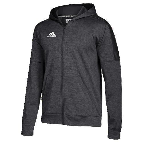 【海外限定】アディダス adidas チーム フリース フーディー パーカー メンズ team issue fleece full zip hoodie トップス フィットネス