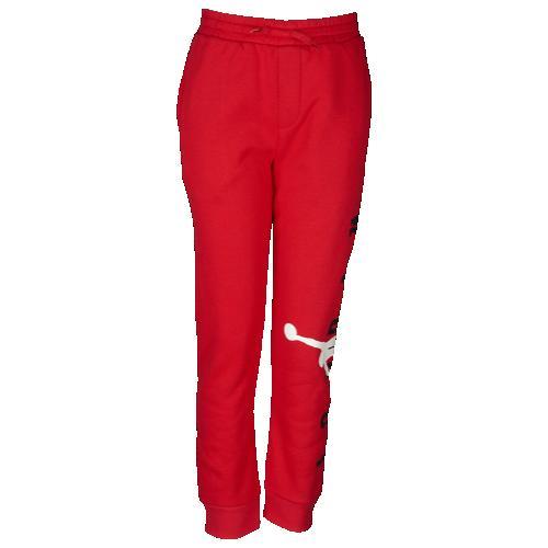 【海外限定】jordan jumpman air fleece pants ジョーダン ジャンプマン エアー フリース 男の子用 (小学生 中学生) 子供用
