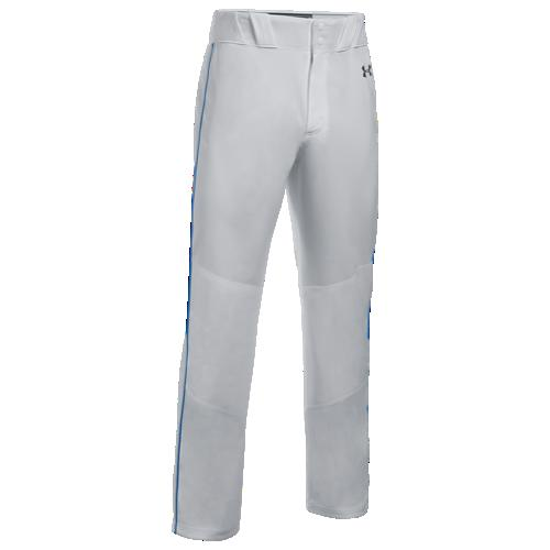【海外限定】under armour team piped icon baseball pants アンダーアーマー チーム アイコン ベースボール メンズ ズボン パンツ