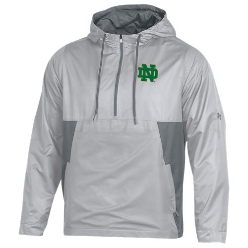 【海外限定】under armour college pullover anorak jacket アンダーアーマー カレッジ ジャケット メンズ