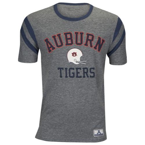 【海外限定】アンダーアーマー カレッジ ストライプ シャツ メンズ under armour college iconic stripe t