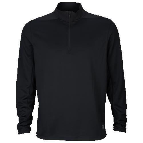 【海外限定】ナイキ ドライフィット コア 1 2 ゴルフ メンズ nike drifit core 12 zip golf top