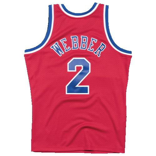 【海外限定】mitchell ness nba swingman jersey & ジャージ メンズ