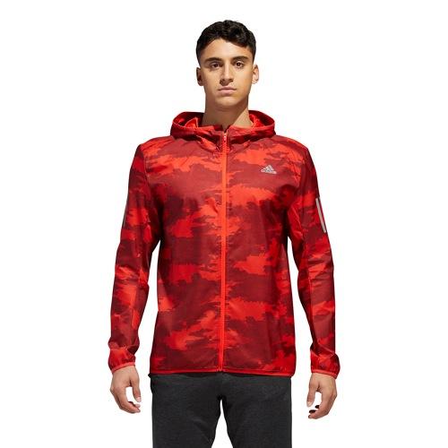 【海外限定】アディダス adidas レスポンス ジャケット メンズ response hooded wind jacket