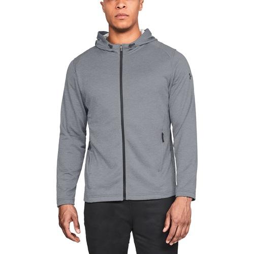 【海外限定】アンダーアーマー フリース f z フーディー パーカー メンズ under armour mk1 lightweight fleece fz hoodie ウェア スポーツ