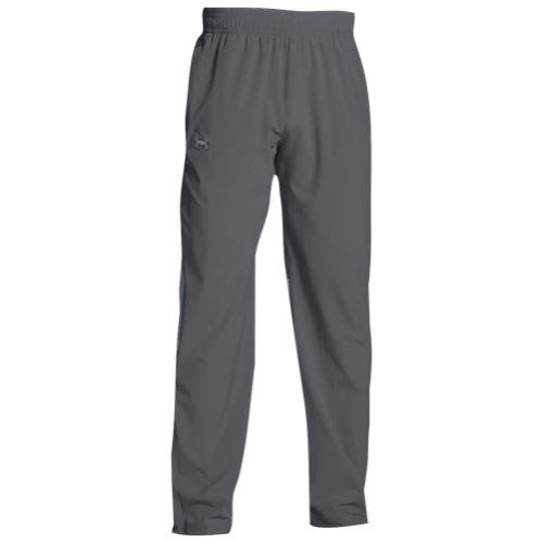 【海外限定】under armour アンダーアーマー team チーム squad woven ウーブン warm ウォーム up pants メンズ