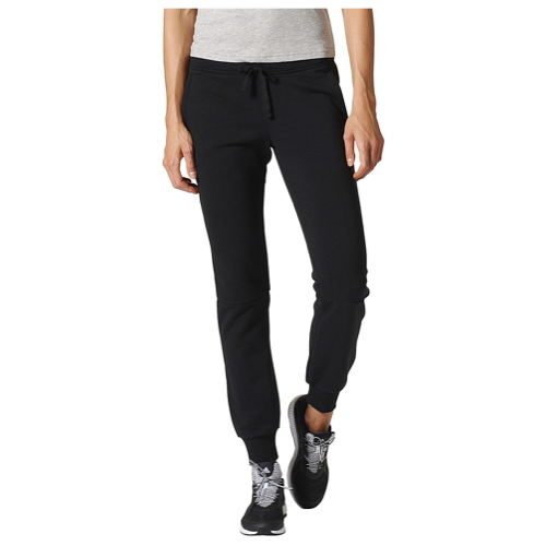 【海外限定】アディダス adidas athletics linear cuffed pants women's レディース