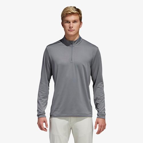 宅配 【海外限定】アディダス adidas クラシック ゴルフ 1 4 1 zip メンズ 3stripes クラシック classic golf 14 zip, ムカイシマチョウ:369aa395 --- business.personalco5.dominiotemporario.com