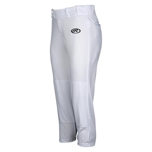 【海外限定】rawlings low rise fastpitch pants ローリングス ライズ レディース