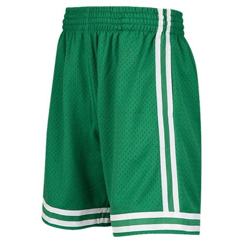 【海外限定】mitchell & ness nba swingman shorts ショーツ ハーフパンツ メンズ