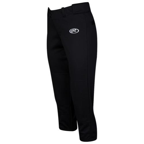 【海外限定】ローリングス ライズ レディース rawlings low rise fastpitch pants