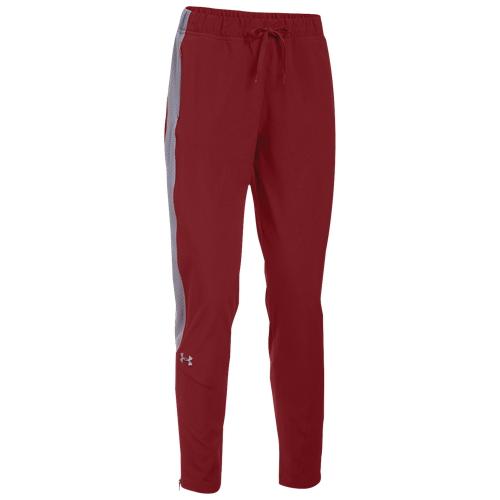 【海外限定】アンダーアーマー チーム ウーブン ウォーム レディース under armour team squad woven warm up pants ウェア 野球