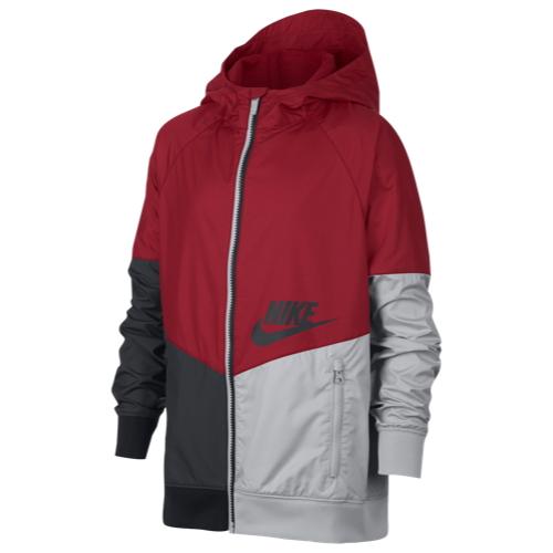 【海外限定】nike windrunner jacket gsgradeschool ナイキ ウィンドランナー ジャケット gs(gradeschool) ジュニア キッズ